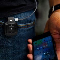 Smartbean Bluetooth Receiver // Silver
