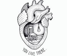 In my heart, always.