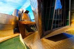 Guggenheim by Andrés López on 500px