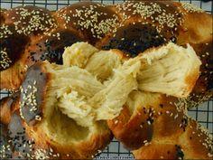 Τσουρέκια χωρίς Ζύμωμα! Cheesesteak, Ethnic Recipes, Food, Essen, Meals, Yemek, Eten