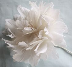 Jewel Box Ballerina - Feather Peony Flower Tutorial (Instant Ebook Download), $9.00 (http://www.jewelboxballerina.com/on-sale-feather-peony-flower-tutorial-instant-ebook-download/?page_context=category