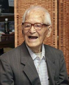 The oldest man alive!!