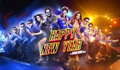 Happy New Year (2014) Hindi Movie Full Watch