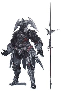 final fantasy xiv more concept art videogames art villians only final ...  Final Fantasy 14 Classes Art