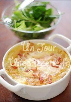 Recette de la Tartiflette French recipe