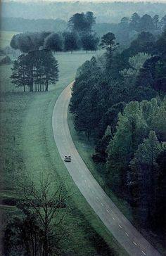 long, long road
