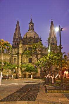 Guadalajara, Jalisco  I went here in 2004-2005 when I studied abroad in college.