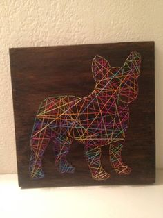 String and Nail French Bulldog, via Etsy.