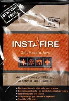 Insta-Fire Single Pouch - MyPatriotSupply.com