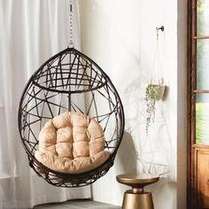 Bayou Breeze Julissa Swing Chair & Reviews   Wayfair