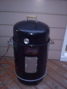 How Much Charcoal To Use In Brinkman Smoker