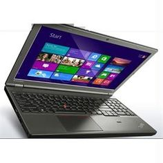 Lenovo Notebook 20BE003NUS ThinkPad T540P 15.6inch Core i7 -4600M 4GB 500GB Windows 7-8