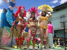 Carnival-fiestas en Ecuador
