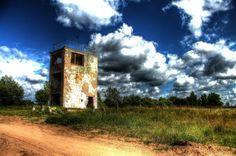 Bývalá vojenská věž