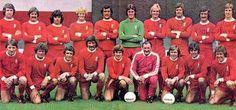 #Liverpool Squad 1975-1976