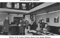 Al 1900 es va crear The Publicity Bureau, la primera agència de RR.PP.