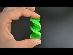 Origami: DNA - Instructions in English (BR) - YouTube