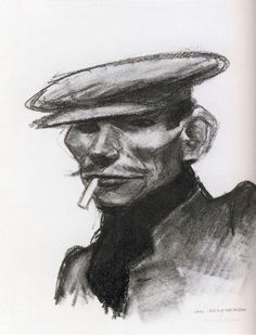Un Maquereau by Edward Hopper