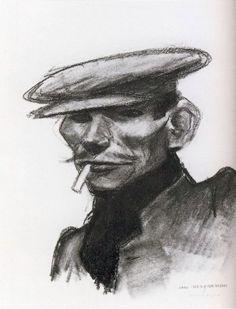 Un Maquereau, 1914, by Edward Hopper