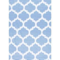 nuLOOM Faux Sheepskin Shaunna Blue 3 ft. x 5 ft. Area Rug-BIBL25B-305 - The Home Depot