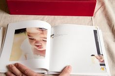 Paisleepress  Using digital layouts in photo book..Blurb