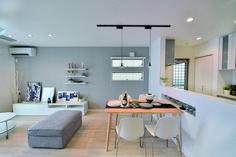 鳥栖エリアの新築一戸建てならサカグチデザインワークスにお任せ!ハウスメーカー並の断熱性能でハイデザインな家が家賃並みで手に入る!