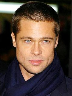 I have loved Brad Pitt since before I can remember. Damn Angelina, you lucky girl.