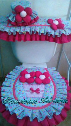 Bathroom Crafts, Bathroom Sets, Jean Crafts, Diy And Crafts, African Fashion Skirts, Curtain Designs, Box Pleats, Kids And Parenting, Ideas Para