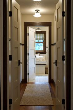 6 Inventive Cool Ideas: Bedroom Remodel On A Budget Money girls bedroom remodel awesome. White Doors, White Walls, Painted Doors, Wood Doors, Entry Doors, Sliding Doors, Girls Bedroom, Bedroom Ideas, Bedrooms