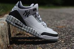 """Air Jordan 3 """"RE2PECT"""" Custom by Dappcustoms"""