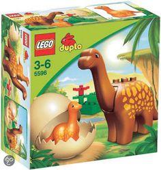 LEGO DUPLO Dino Dinofamilie - 5596