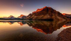 Bow Lake - Banff National Park - zoltán kovács - Google+