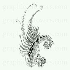 New zealand tattoo fern - neuseeland-tätowierungsfarn - fougè. - New zealand tattoo fern – neuseeland-tätowierungsfarn – fougère tatouage nou - Botanisches Tattoo, Hanya Tattoo, Key Tattoos, Tatoo Art, Cute Tattoos, Beautiful Tattoos, Flower Tattoos, Tribal Tattoos, Small Tattoos