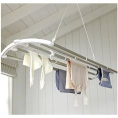 The LOFTi Laundry Drying Rack In Clothes Horses And Airers At Lakeland