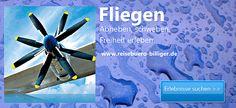 Abenteuer Fliegen - http://www.reisebuero-billiger.de