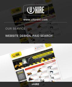 http://www.wsidigitalweb.com  UHIRE website created by WSI Digital Web