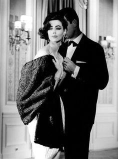 Oozing vintage glamour...