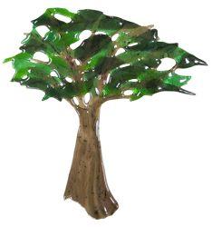 Free Form Glass Tree