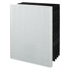 Winix Size 17 Replacement Hepa Filter Set for P150 Air Cleaner, White