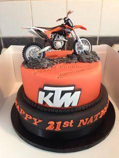 ktm birthday cake - Google Search