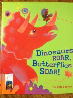 Dinosaur book.