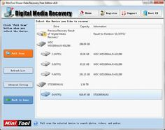 Use MiniTool Power Data Recovery to perform video recovery.