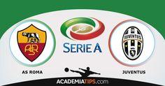 Roma vs Juventus: a Juventus irá visitar a Roma num jogo válido pela 25 jornada da Serie A. As duas melhores equipas da liga voltam a se enfrentar novamente... http://academiadetips.com/equipa/roma-vs-juventus-serie-a-italiana-prognosticos/