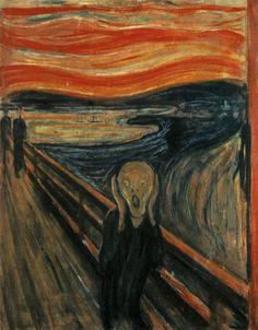 Edvard Munch. The Scream.