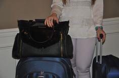 Let the MinkeeBlue Travel Bag simplify your trip. #minkeeblue #travel #vacation