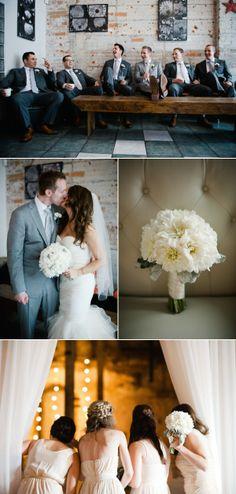 Toronto Wedding at The Fermenting Cellar from Jenn & Dave Stark | The Wedding Story