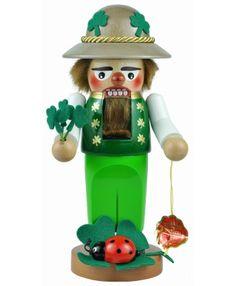 Steinbach Chubby Lucky Man Nutcracker