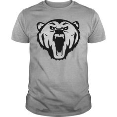 Shop bear T-Shirts custom made just for you. Available on many styles, sizes, and colors. Designed by Franciericky Bear Illustration, Bear T Shirt, Apparel Design, Custom Shirts, Custom Made, Shirt Designs, Just For You, Mens Tops, Shopping