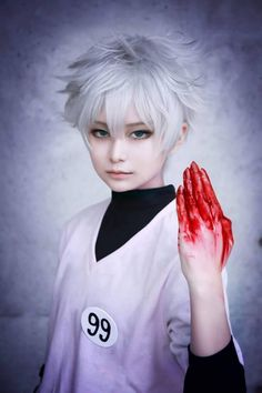 killua cosplay cosplay  best cosplay ever anime