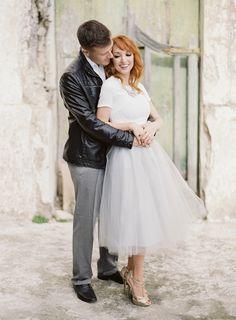 Amalfi Coast styled engagement | Wedding Sparrow